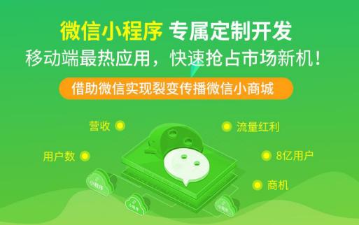 微信小程序营销