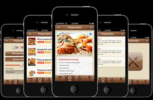 食品行业app开发